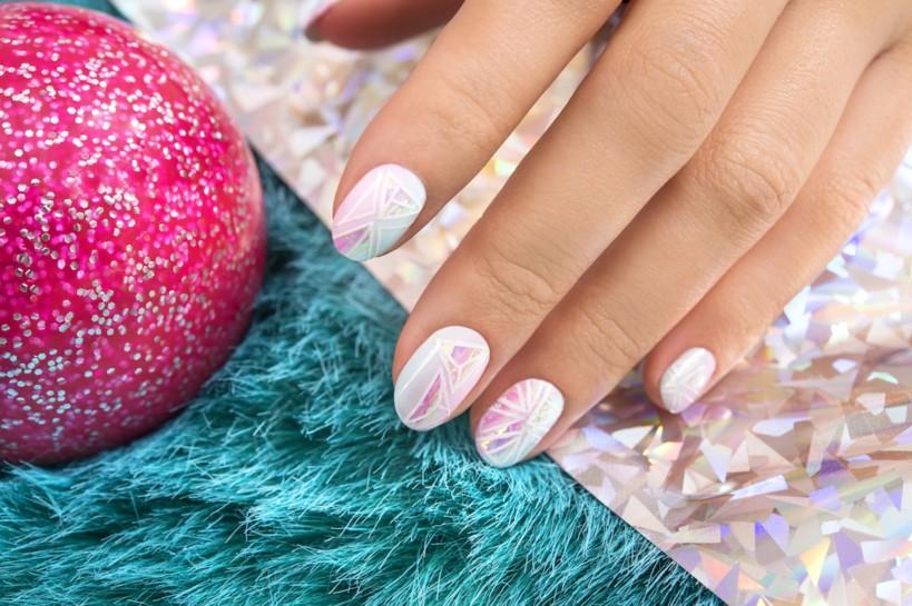 Voorkeur Fancy festival nagels met ProNails | Tasted4you.be – succulente  &OM52