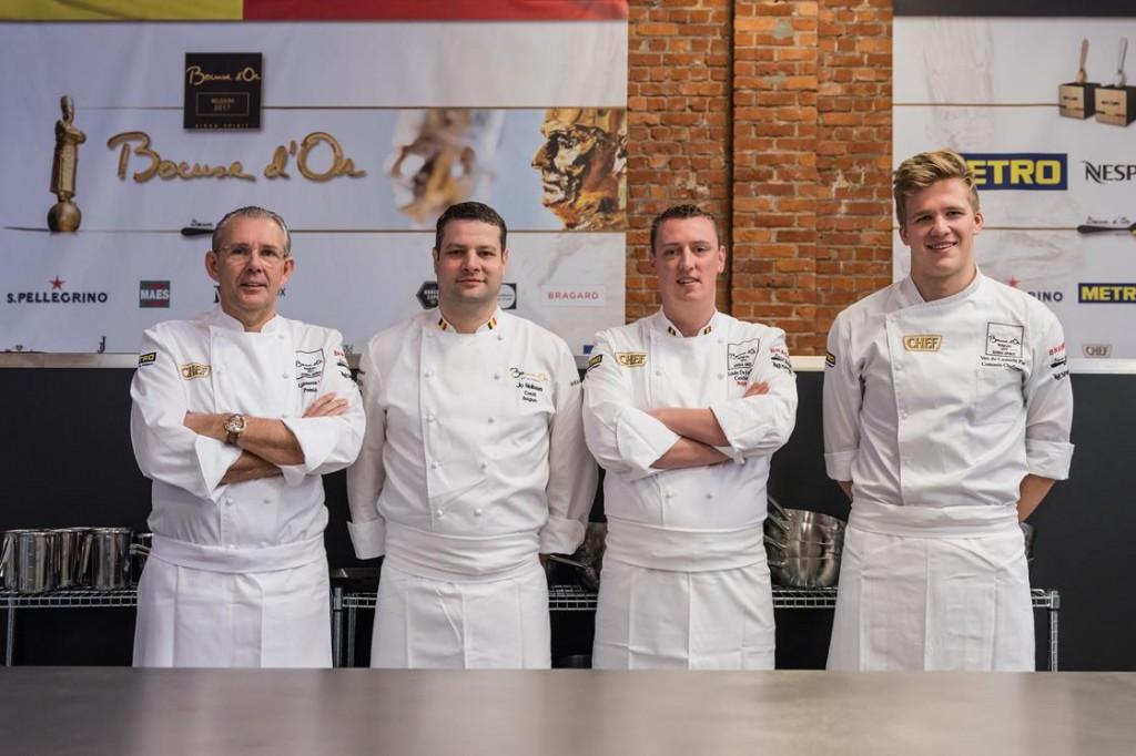 belgisch-team