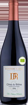dauvergne-182-vin-cotes-du-rhone-rouge-biologique