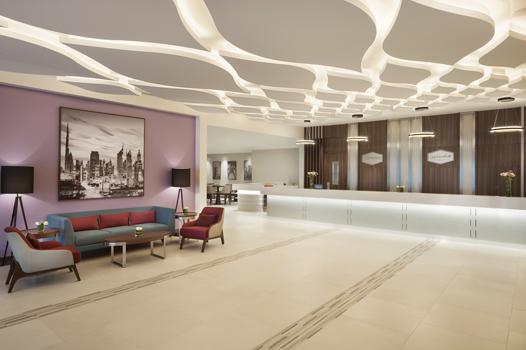 Interieur Midden Oosten : Hampton by hilton opent eerste locatie in het midden